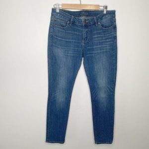 Lucky Brand Lolita Skinny Medium Wash Jeans 10